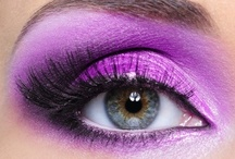 Purple caught my EYE / by Keiko Biel
