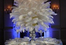 Gatsby Decoration Ideas / Glen Cove Mansion is the perfect setting for any Gatsby themed wedding!