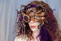 Steampunk, post-apoc, and various decadence / by Beth Bryant