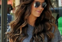 long hair love! / by Jen .