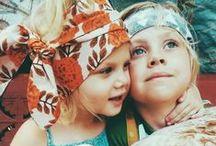 quinoa & chevron / Tiny children as hipster twentysomethings / by Katrina Abella