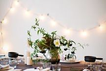 Entertaining / Party ideas (menus and decorations) and tips on entertaining family and friends at home.