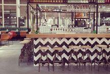 // Restaurants & Bar Interiors