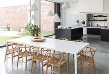 // Contemporary Kitchens