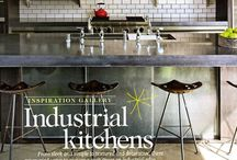 // Industrial Kitchens