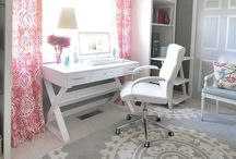 Home office / Decor for a home office work space