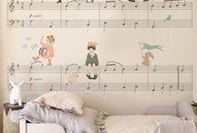 CHILDREN'S ROOMS/IDEAS