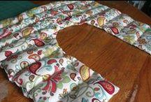 Fabric Crafts / by RhondaSue Wickerham