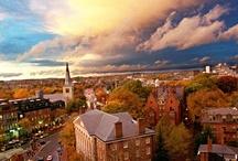 New England / by Malia Mo