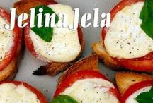 My recipes @ jelinajela.blogspot.com / Blog about food. Cooking and loving it!