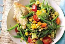 Salads / by Malia Mo