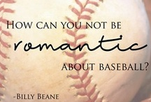 It's more than a game / I love sports, and I'm married to the game. Baseball. Football. Braves and Gamecocks. Passion that extends beyond 9 innings or 4 quarters. It's more than a game. / by Alison Lynch