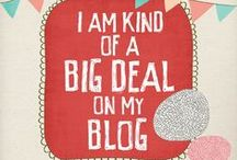 All About the Blog