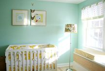 Nursery Ideas / by Stacey Carlough