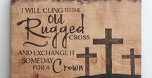 "~IT'S ALL ABOUT THE CROSS~ / And when Jesus cried out with a loud voice, He said, ""FATHER, INTO YOUR HANDS, I COMMIT MY SPIRIT.""  Having said this He breathed His last.   ~ Luke 23:46"