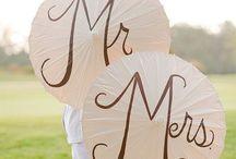 Future Wedding Ideas / by Marissa Newby