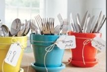What a good idea. /  A collection of hints and ideas for you and your home.