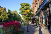 Fall in Charlottetown / Charlottetown is quaint, charming and cozy in the fall. The light is golden, leaves are rusty reds & yellows, there are art exhibits & live music to enjoy & our restaurants & cafes are highlighting the flavours of fall!