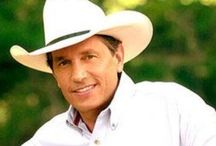 GEORGE STRAIT  / GREATEST SINGER OF ALL / by Shanon Wagner