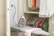Closet Systems & Laundry