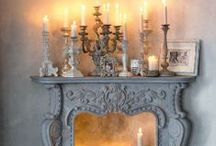 Candle & Fireplaces