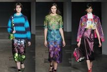 London Fashion Week A/W 14