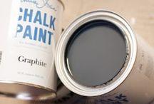 Chalk paint / by Laura Weakley