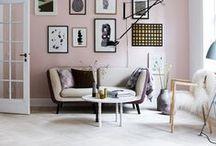 Trend: Blush pink interiors