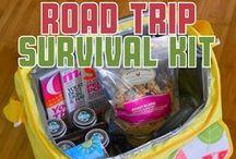 Road Trip / Packing