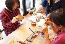hand stitching short course / workshop shortcourse