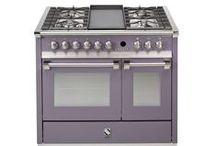 Steel Cucine Le Creuset Range Cooker Collection