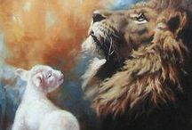 ~THE LAMB BECOMES the LION of JUDAH~ / The LAMB of GOD is Coming Soon as the LION of JUDAH                ~ HALLELUJAH ~