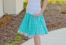 cute clothes to make / by Kristen S