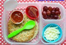 Lunchbox ideas / by Kristen S