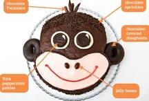 Monkey Birthday / by Kristen S