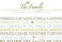 Family / by Kristen S