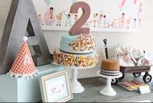 Party ideas & Decorations / by Rachel Wilcox