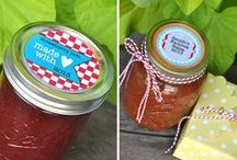 Canning, Frozen dinners, food storage and emergency preparedness.