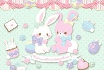 {100} cute / cuteness, kawaiiness, pastel, sweetness / by BonBonBunny