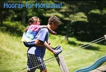 Horizons Day Camp / Horizons is a day camp for girls & boys who live or vacation in the Upper Valley of Vermont & New Hampshire. Horizons offers 3 summer sessions of 2 weeks each, Monday - Friday. Horizons campers benefit from the same rich array of activities that children at the renowned sleep-away camps of The Aloha Foundation enjoy—then go home to bed at night, tired &happy. The camp occupies 90 natural acres of river valley land on the quiet shores of beautiful Lake Fairlee.