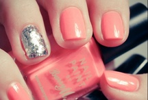 Happy Nails / Pretty nail colors and designs. / by Emily Henrich