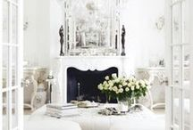HOUSE of GLAM ♚ / Design & Interior Inspirations For My Home. Great Finds & Products. Love chic glamour!