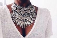 JEWELRY ADDICT ♚ / Amazing Jewelry, Great Finds, Inspirations