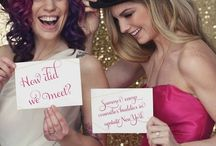 Fun Portraits / Must-have bridal shower and bachelorette party photo ops!