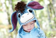 Crocheted Hats / A board that specifically includes awesome patterns and inspiration for some lovely crocheted head adornment!
