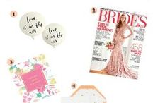 Gifts for the Bride-to-Be / Need ideas on bridal shower and bachelorette party gifts for the bride-to-be? We know just what she'll love!