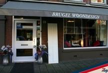 Brugel Woondesign / Brugel Woondesign is een specialist uit Breda op het gebied van inrichting. Door vakkundig personeel word je geholpen op het gebied van raamdecoratie, vloeren, behang, verf, meubelstoffering  etc. De winkel is gevestigd in het rustige gedeelte van de Ginnekenweg.    Bij Brugel Woondesign wordt er echt gekeken naar jouw wensen. De eigen styliste kan die vervolgens perfect voor je kan verwoorden.Toegangelijkheid is een belangrijke kernwaarde binnen dit bedrijf.