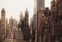 Cityscapes / by Shelby Thompson