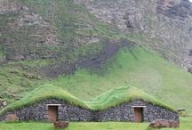 Sod Roof Houses
