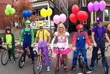 costume ideas / by Rachel Wilcox